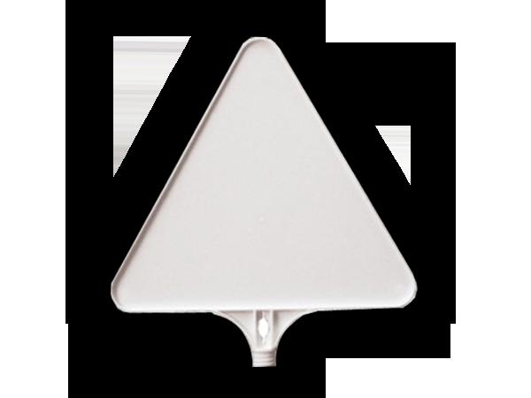 ÜÇGEN BOŞ LEVHA (350x430 mm)